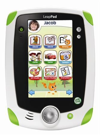 A LeapFrog LeapPad Explorer Learning Tablet is shown in an undated handout photo. REUTERS/LeapFrog Enterprises/Handout