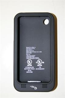 A recalled Rocketfish iPhone battery case is seen in an undated handout photo. REUTERS/Consumer Product Safety Commission/Handout