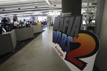 Zynga seeks lower ipo value in tough market reuters for Zynga office design