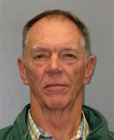 Federal Aviation Administration head Randy Babbitt is seen in this Fairfax County Sheriff's booking photograph released to Reuters on December 5, 2011.   REUTERS/Fairfax County Sheriff's Office/Handout