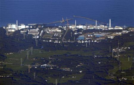Tokyo Electric Power (TEPCO) Co.'s tsunami crippled Fukushima Daiichi Nuclear Power Plant is seen in Fukushima prefecture September 7, 2011. REUTERS/Issei Kato