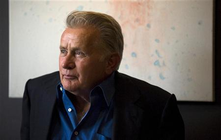 U.S. actor Martin Sheen poses for a portrait to promote the film ''The Way'' during the 35th Toronto International Film Festival September 10, 2010.  REUTERS/Adrien Veczan