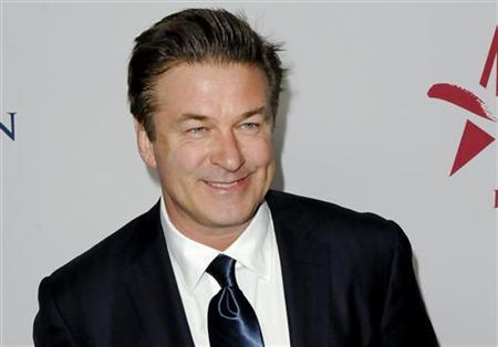 Actor Alec Baldwin arrives at the 30th anniversary of the People For The American Way Foundation celebration in Beverly Hills, California December 5, 2011. REUTERS/Gus Ruelas