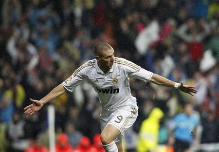 Benzema - I'm Rising 2011/2012