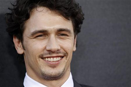 Cast member James Franco poses at the premiere of ''Rise of the Planet of the Apes'' at the Grauman's Chinese theatre in Hollywood, California July 28, 2011. The movie opens in the U.S. on August 5.   REUTERS/Mario Anzuoni