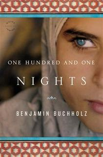 The cover of Benjamin Buchholz's debut novel ''One Hundred and One Nights''. REUTERS/Hachette Book Group