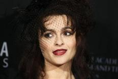 <p>Actress Helena Bonham Carter poses as she arrives at the British Academy of Film and Television Arts Los Angeles Britannia Awards in Beverly Hills, California November 30, 2011. REUTERS/Fred Prouser</p>