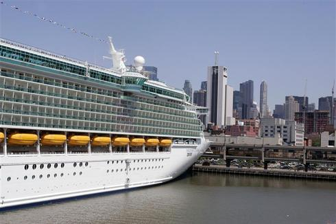 World's largest cruise ships