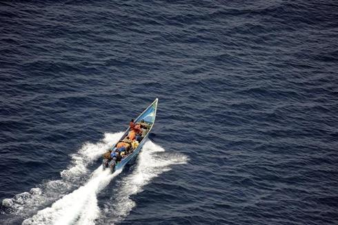 Somalia's pirate coast