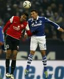 O Schalke ficou no empate de 1 x 1 com o Mainz, perdendo a oportunidade de se juntar ao Borussia Dortmund na liderança do Campeonato Alemão ao ficar a dois pontos do topo. REUTERS/Ina Fassbender