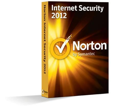 A Norton Internet Security 2012 product box is seen in a publicity image.  REUTERS/Handout