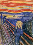 "Edvard Munch's ""The Scream"". 