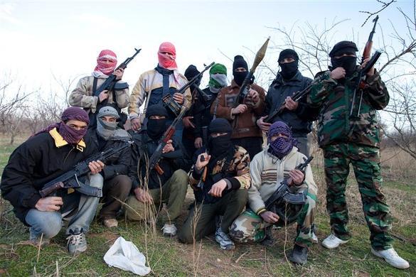 Ejército sirio de liberación