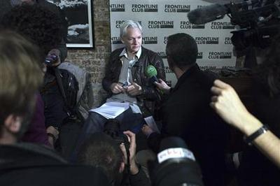 WikiLeaks targets global risk company Stratfor