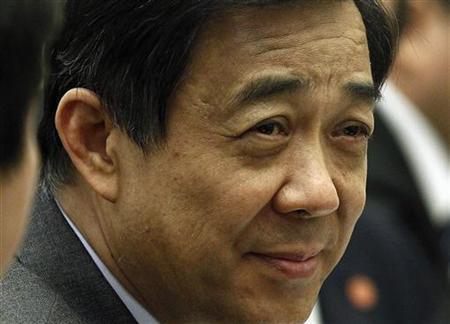 Bo Xilai attends a meeting in Chongqing February 11, 2012. REUTERS/Chris Wattie/Files