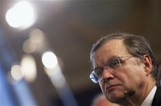 Il governatore di bankitalia Ignazio Visco. REUTERS/Stringer