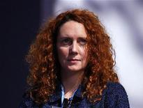 Então chefe-executiva da News International, Rebekah Brooks, comparece à conferência do Partido Conservador em Manchester, norte da Inglaterra, em outubro de 2009. De acordo com a Sky News, a polícia prendeu a ex-editora do jornal News of the World pela segunda vez. Foto de arquivo 06/10/2009 REUTERS/Phil Noble