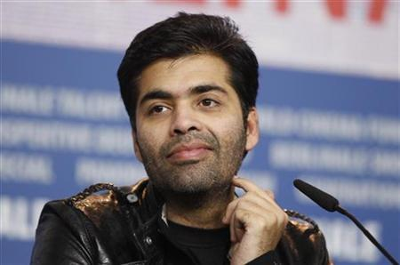 Director Karan Johar in Berlin February 12, 2010. REUTERS/Tobias Schwarz