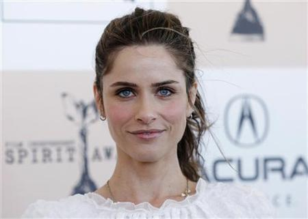 Actress Amanda Peet arrives at the 2011 Film Independent Spirit Awards in Santa Monica, California February 26, 2011. REUTERS/Danny Moloshok
