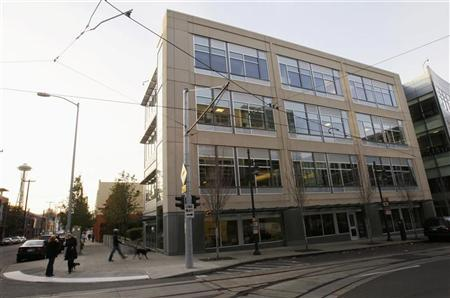 Amazon.com Inc's headquarters is pictured in the South Lake Union neighborhood of Seattle November 8, 2011. REUTERS/Anthony Bolante