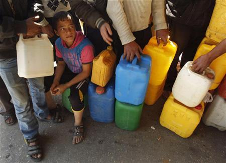 Dispute with Egypt triggers fuel crisis in Gaza