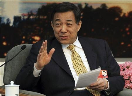 Insight: China's Bo exits stage left in succession drama