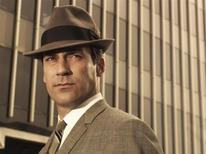 Jon Hamm as Don Draper. REUTERS/AMC