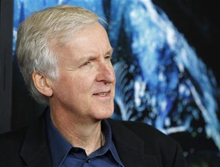 Filmmaker James Cameron in Hollywood, California January 31, 2011. REUTERS/Fred Prouser/Files