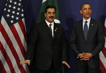 Obama: Pakistan review must respect U.S. security needs