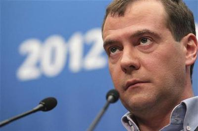 Medvedev says Romney's anti-Russia comment smacks of...