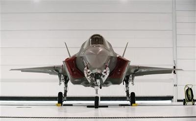 Exclusive: U.S. sees lifetime cost of F-35 fighter at...