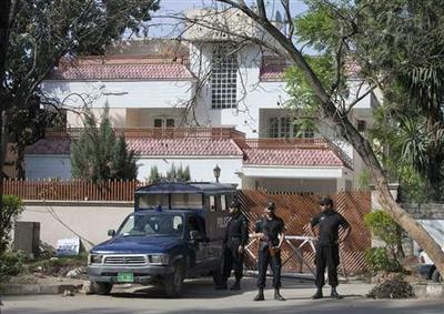 Pakistan jails bin Laden's family for illegal stay
