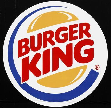 A Burger King logo is seen in central Ankara March 8, 2012. REUTERS/Umit Bektas