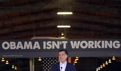 Analysis: Romney graduates from front-runner to...