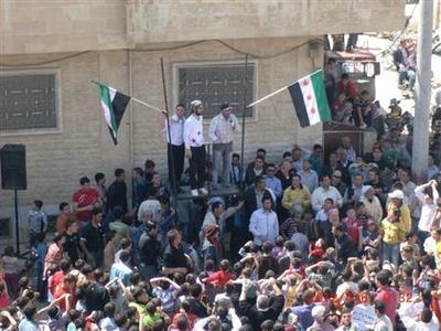 Syria demands guarantees; rebels say peace plan doomed