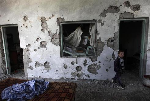 Syria: Chronology of conflict