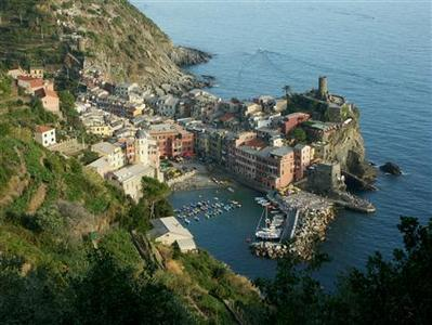 Vernazza, Cinque Terre, Italy, in an undated photo. REUTERS/Holger Gester/Handout