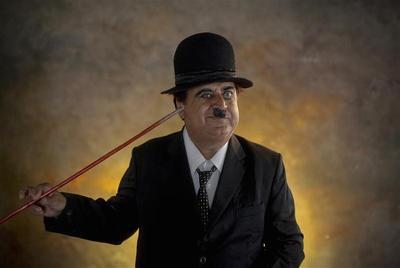 Charlie Chaplin in India