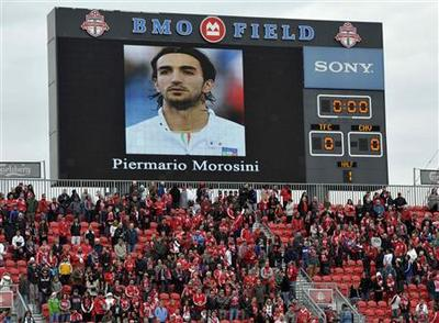 Morosini cause of death undetermined after autopsy
