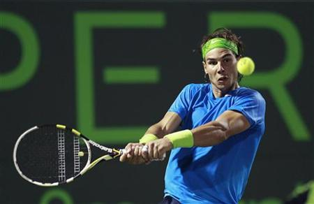 Nadal ready for clay after recovering from knee injury