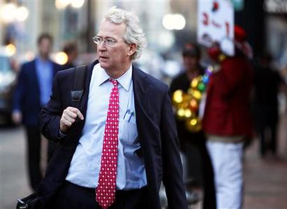 Chesapeake Energy Corp. CEO Aubrey McClendon walks through the French Quarter in New Orleans, Louisiana in this March 26, 2012, file photo. McClendon is one of the most successful energy entrepreneurs of recent decades. But he hasn't always proved popular with shareholders of the company he co-founded, the second-largest natural gas producer in the United States. Now, a series of previously undisclosed loans to McClendon could once again put Chesapeake's CEO and shareholders at odds. REUTERS/Sean Gardner