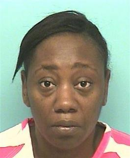 Verna Deann McClain is pictured in this Montgomery County, Texas, Sheriff's Office booking photograph taken early April 18, 2012. REUTERS/ Montgomery County Sheriff's Office/Handout