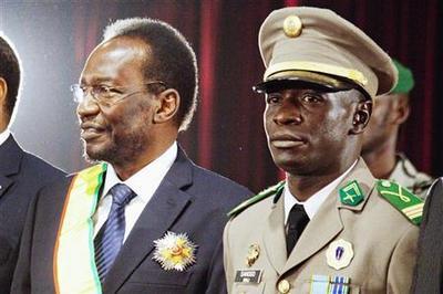 International bodies condemn arrests by Mali junta