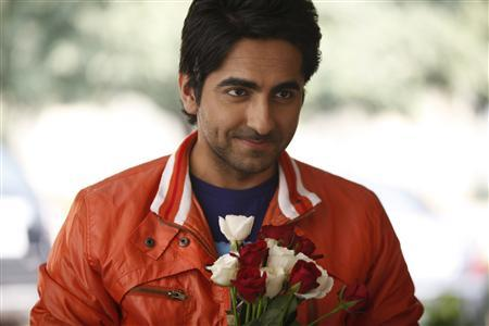 A still from the film ''Vicky Donor''