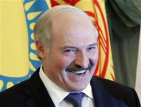 Belarus' President Alexander Lukashenko attends the Eurasian Union Summit in Moscow March 19, 2012. REUTERS/Anton Golubev
