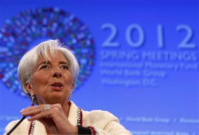 Lagarde: IMF loan for Egypt won't be enough