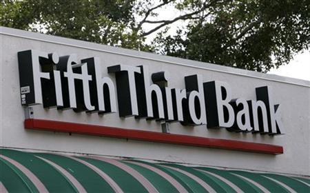 A branch location of Fifth Third Bank is shown in Boca Raton, Florida, January 21, 2010. REUTERS/Joe Skipper