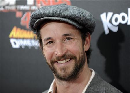 Actor Noah Wyle arrives at the ''Spy Kids: All the Time in the World in 4D'' premiere in Los Angeles, California July 31, 2011. REUTERS/Gus Ruelas