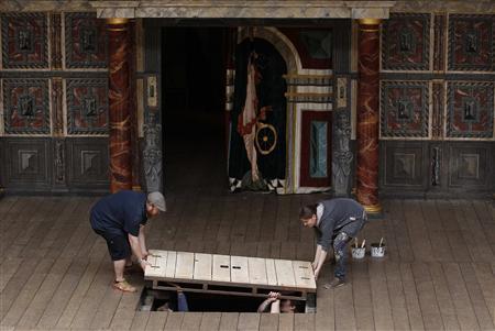 Maori Troilus and Cressida opens Shakespeare season | Reuters