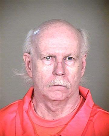 Thomas A. Kemp is seen in a handout photo from the Arizona Department of Corrections. REUTERS/ADC/Handout